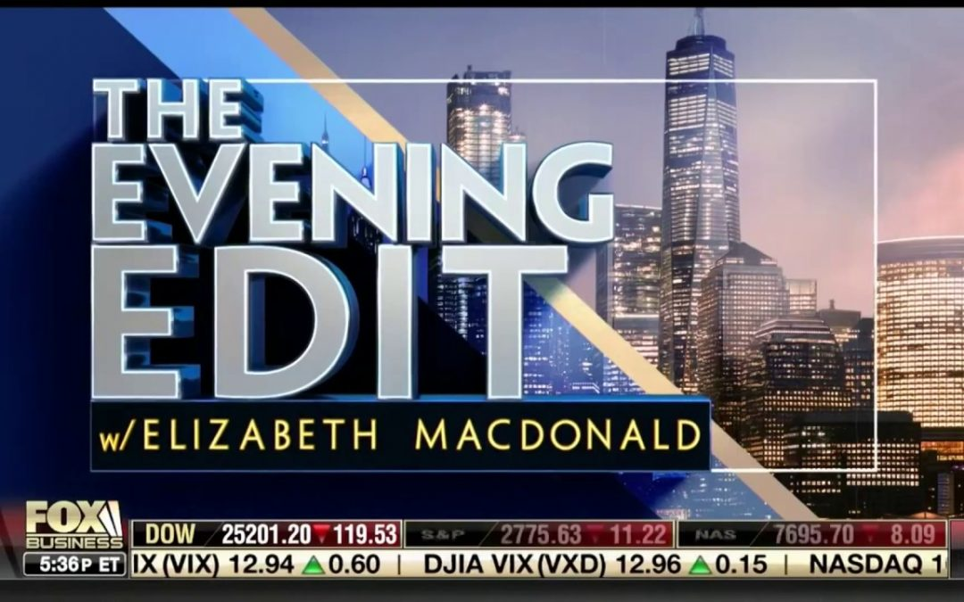 Fox Business Interview: The Potential Effects of China's Currency Devaluation